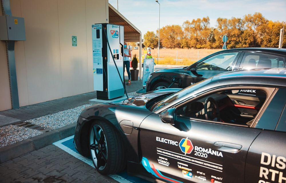 RAPORT FINAL: Porsche Taycan în #ElectricRomânia 2020: încărcare, consum, autonomie reală - Poza 44