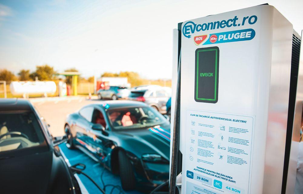 RAPORT FINAL: Porsche Taycan în #ElectricRomânia 2020: încărcare, consum, autonomie reală - Poza 37
