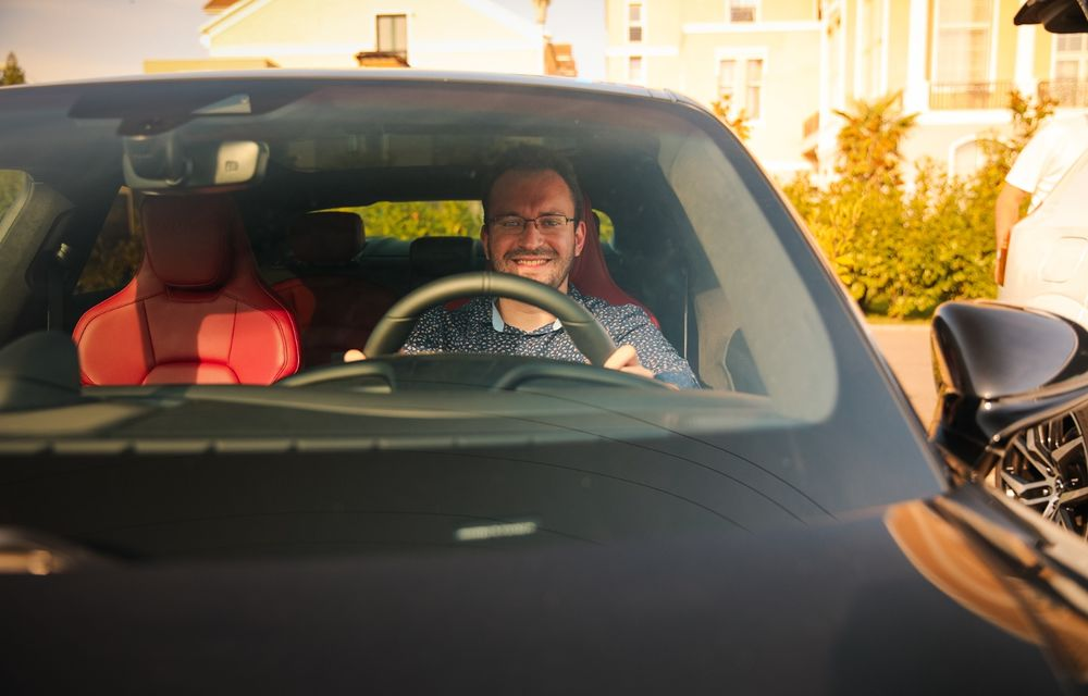 RAPORT FINAL: Porsche Taycan în #ElectricRomânia 2020: încărcare, consum, autonomie reală - Poza 49