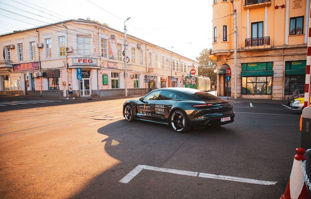RAPORT FINAL: Porsche Taycan în #ElectricRomânia 2020: încărcare, consum, autonomie reală - Poza 7