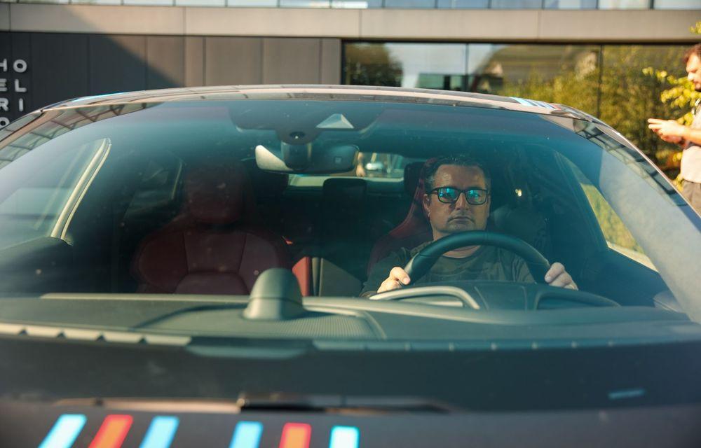 RAPORT FINAL: Porsche Taycan în #ElectricRomânia 2020: încărcare, consum, autonomie reală - Poza 48