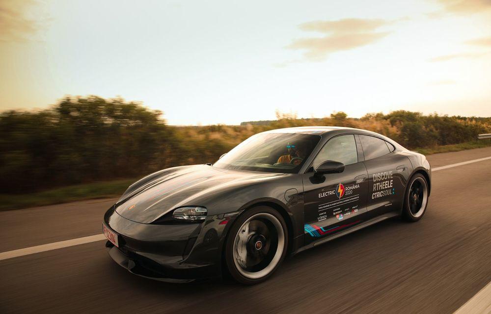 RAPORT FINAL: Porsche Taycan în #ElectricRomânia 2020: încărcare, consum, autonomie reală - Poza 23