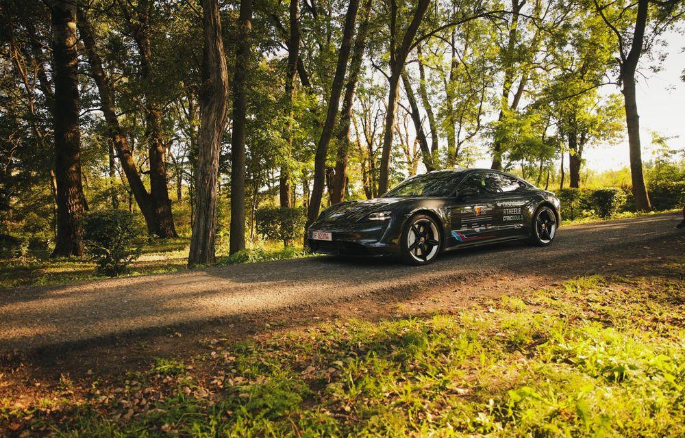 RAPORT FINAL: Porsche Taycan în #ElectricRomânia 2020: încărcare, consum, autonomie reală - Poza 26