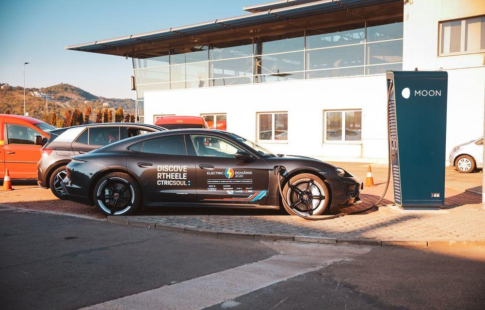 RAPORT FINAL: Porsche Taycan în #ElectricRomânia 2020: încărcare, consum, autonomie reală - Poza 41