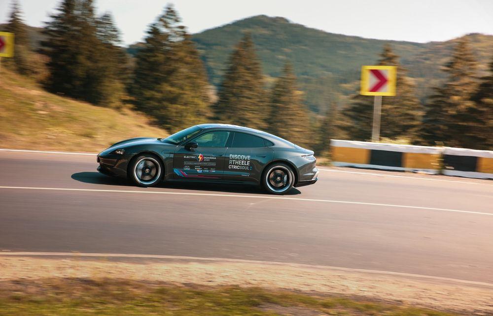 RAPORT FINAL: Porsche Taycan în #ElectricRomânia 2020: încărcare, consum, autonomie reală - Poza 3