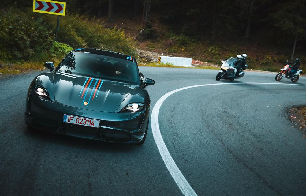 RAPORT FINAL: Porsche Taycan în #ElectricRomânia 2020: încărcare, consum, autonomie reală - Poza 1