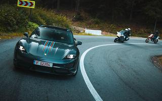 RAPORT FINAL: Porsche Taycan în #ElectricRomânia 2020: încărcare, consum, autonomie reală