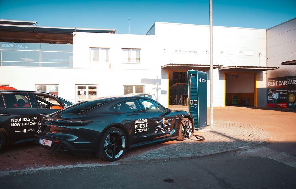RAPORT FINAL: Porsche Taycan în #ElectricRomânia 2020: încărcare, consum, autonomie reală - Poza 5