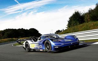 Video. Prototipul Volkswagen ID R a stabilit un nou record: cel mai rapid vehicul de pe circuitul german Bilster Berg