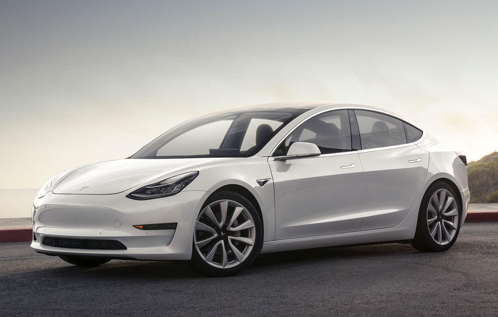 Tesla Model 3, cea mai vândută mașină electrică în Europa în august: Renault Zoe și Hyundai Kona completează podiumul - Poza 1