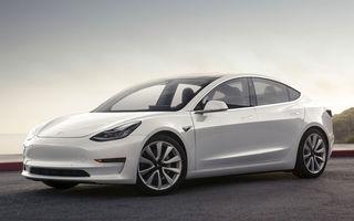 Tesla Model 3, cea mai vândută mașină electrică în Europa în august: Renault Zoe și Hyundai Kona completează podiumul