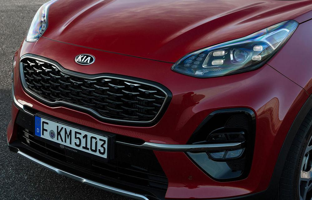 Informații neoficiale despre viitoarea generație Kia Sportage: versiune plug-in hybrid și debut programat pentru aprilie 2021 - Poza 1