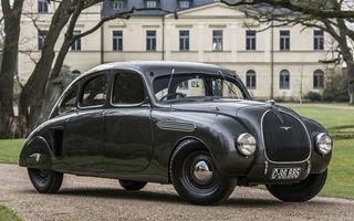 Momente speciale în familia Skoda: cehii sărbătoresc 85 de ani de la prezentarea prototipului 935 Dynamic