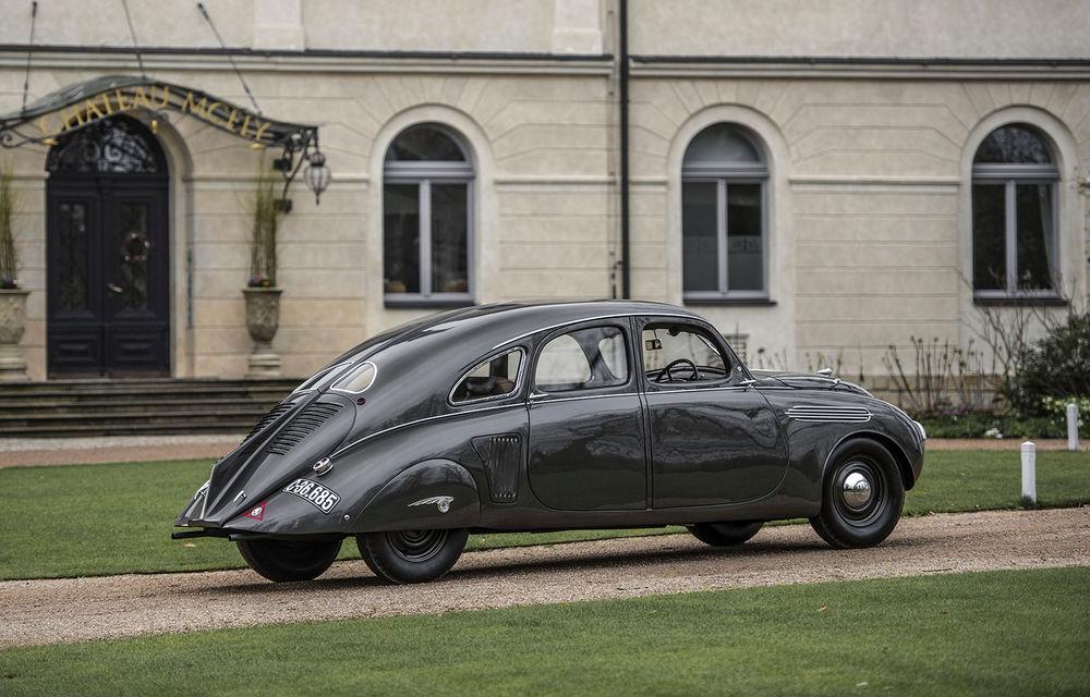 Momente speciale în familia Skoda: cehii sărbătoresc 85 de ani de la prezentarea prototipului 935 Dynamic - Poza 3