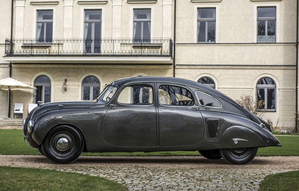 Momente speciale în familia Skoda: cehii sărbătoresc 85 de ani de la prezentarea prototipului 935 Dynamic - Poza 2