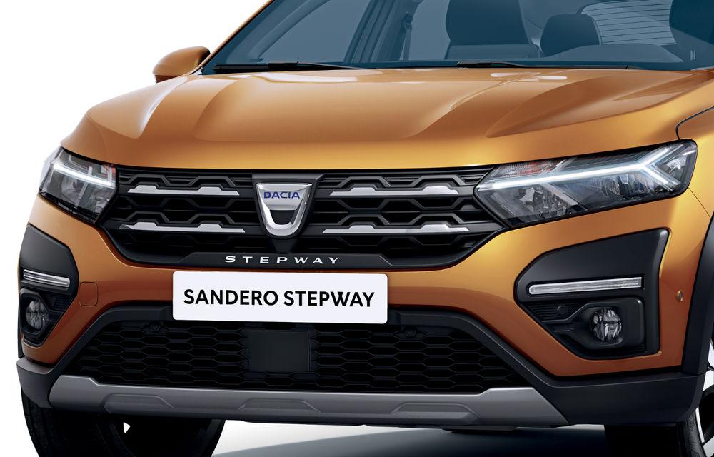 Noile Dacia Logan, Sandero și Sandero Stepway: design modern, interior îmbunătățit, cutie automată CVT și fără motorizări diesel - Poza 79