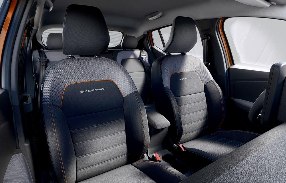 Noile Dacia Logan, Sandero și Sandero Stepway: design modern, interior îmbunătățit, cutie automată CVT și fără motorizări diesel - Poza 108