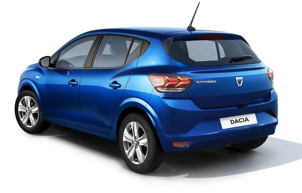 Noile Dacia Logan, Sandero și Sandero Stepway: design modern, interior îmbunătățit, cutie automată CVT și fără motorizări diesel - Poza 26