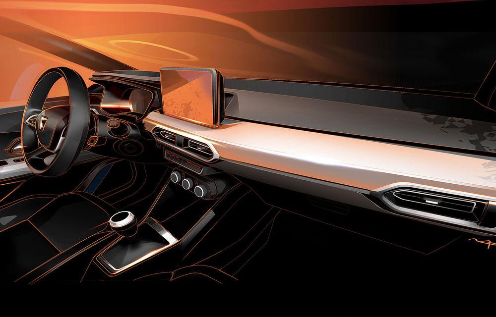 Noile Dacia Logan, Sandero și Sandero Stepway: design modern, interior îmbunătățit, cutie automată CVT și fără motorizări diesel - Poza 95