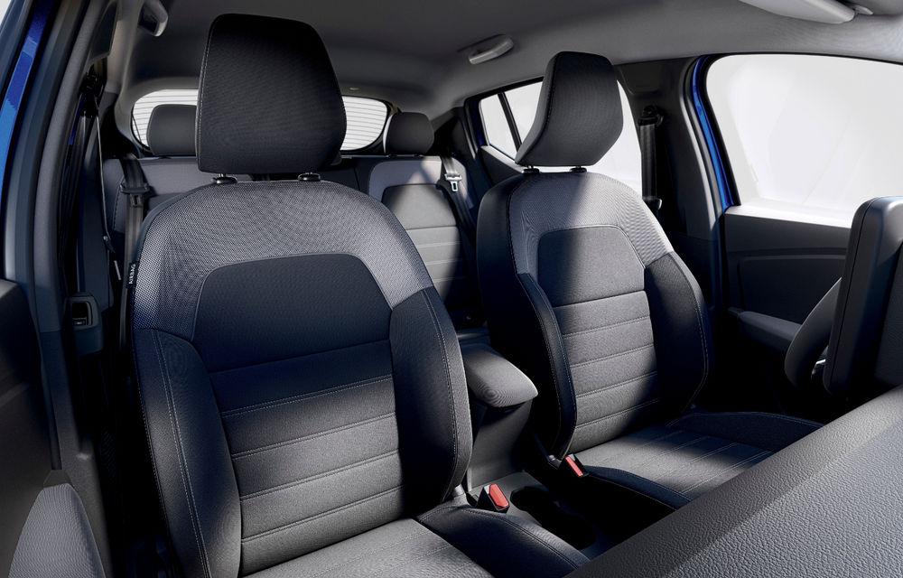 Noile Dacia Logan, Sandero și Sandero Stepway: design modern, interior îmbunătățit, cutie automată CVT și fără motorizări diesel - Poza 56