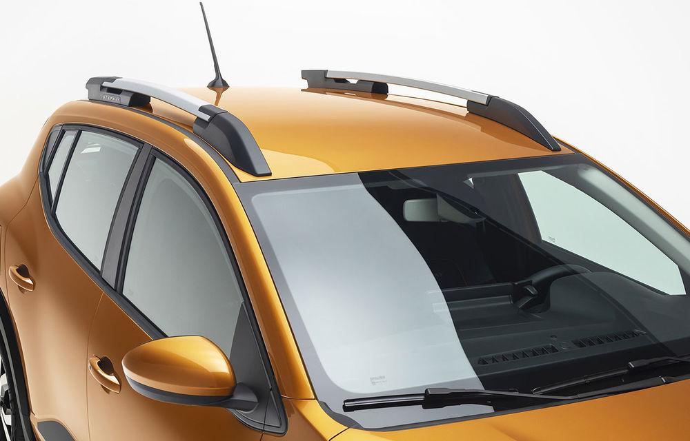 Noile Dacia Logan, Sandero și Sandero Stepway: design modern, interior îmbunătățit, cutie automată CVT și fără motorizări diesel - Poza 89