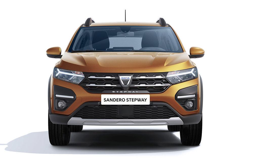 Noile Dacia Logan, Sandero și Sandero Stepway: design modern, interior îmbunătățit, cutie automată CVT și fără motorizări diesel - Poza 73