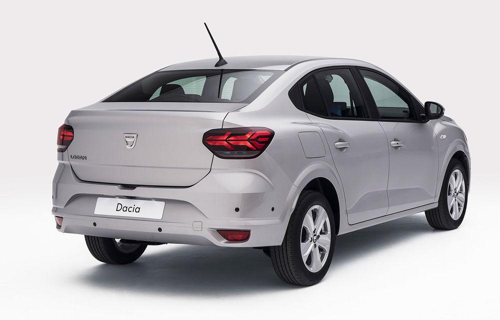 Noile Dacia Logan, Sandero și Sandero Stepway: design modern, interior îmbunătățit, cutie automată CVT și fără motorizări diesel - Poza 8