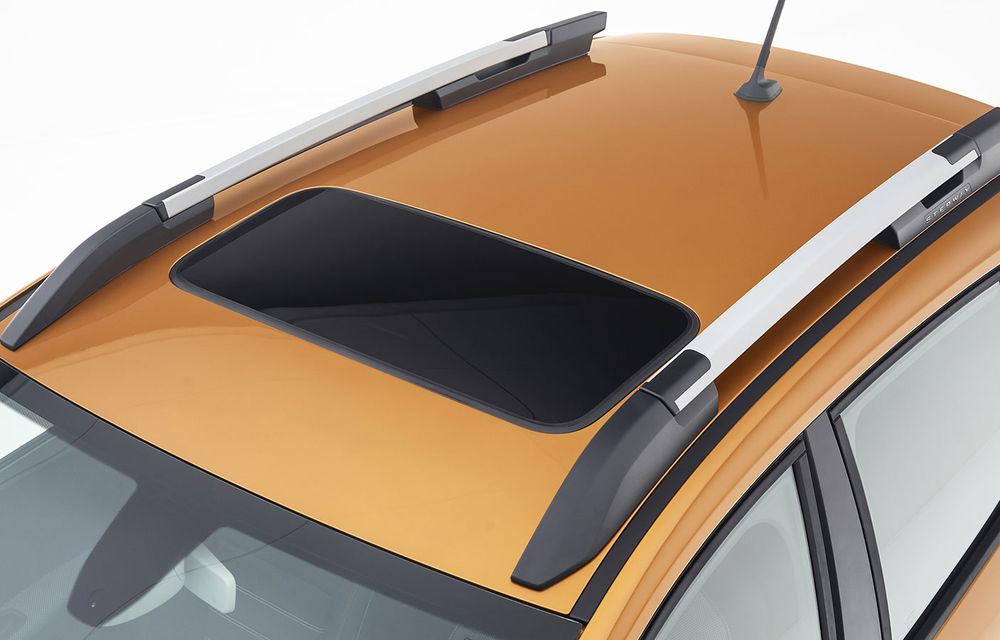 Noile Dacia Logan, Sandero și Sandero Stepway: design modern, interior îmbunătățit, cutie automată CVT și fără motorizări diesel - Poza 88