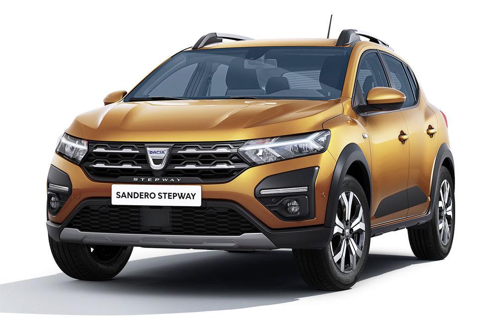Noile Dacia Logan, Sandero și Sandero Stepway: design modern, interior îmbunătățit, cutie automată CVT și fără motorizări diesel - Poza 68