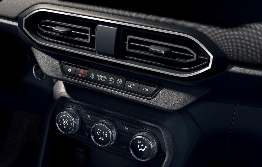 Noile Dacia Logan, Sandero și Sandero Stepway: design modern, interior îmbunătățit, cutie automată CVT și fără motorizări diesel - Poza 51