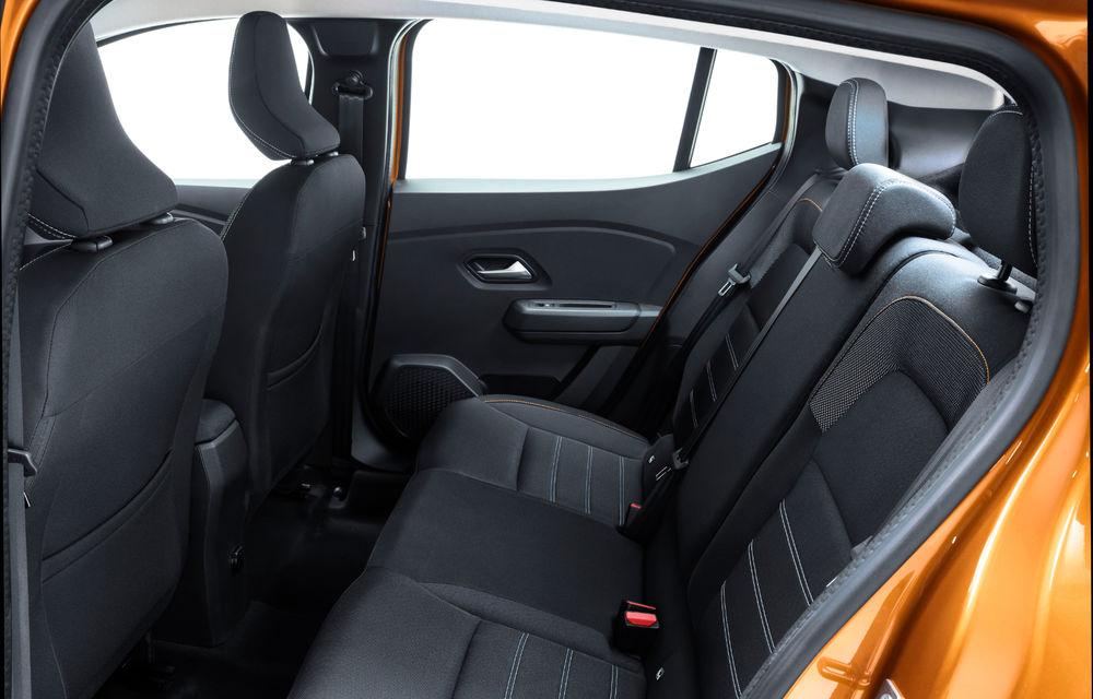 Noile Dacia Logan, Sandero și Sandero Stepway: design modern, interior îmbunătățit, cutie automată CVT și fără motorizări diesel - Poza 110