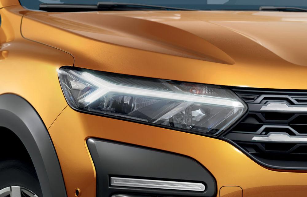 Noile Dacia Logan, Sandero și Sandero Stepway: design modern, interior îmbunătățit, cutie automată CVT și fără motorizări diesel - Poza 80