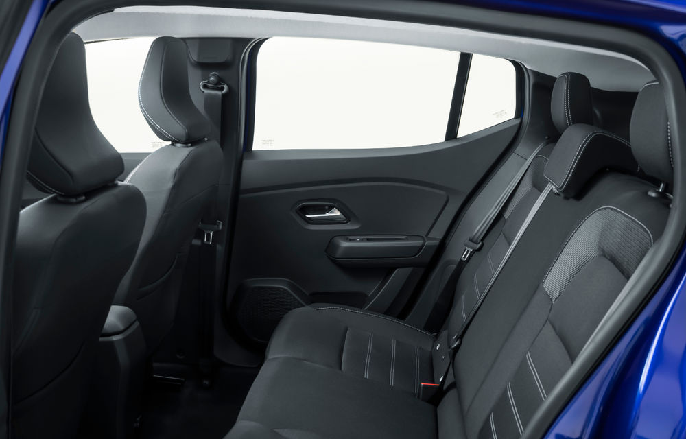 Noile Dacia Logan, Sandero și Sandero Stepway: design modern, interior îmbunătățit, cutie automată CVT și fără motorizări diesel - Poza 57
