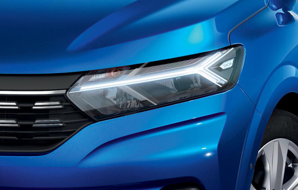 Noile Dacia Logan, Sandero și Sandero Stepway: design modern, interior îmbunătățit, cutie automată CVT și fără motorizări diesel - Poza 33