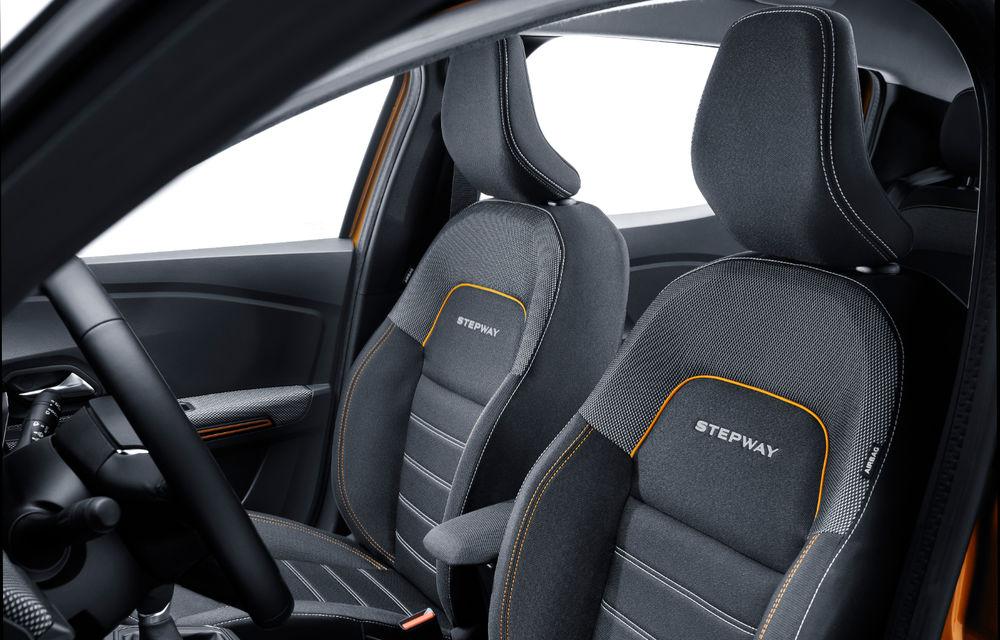 Noile Dacia Logan, Sandero și Sandero Stepway: design modern, interior îmbunătățit, cutie automată CVT și fără motorizări diesel - Poza 109