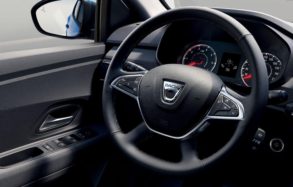 Noile Dacia Logan, Sandero și Sandero Stepway: design modern, interior îmbunătățit, cutie automată CVT și fără motorizări diesel - Poza 45