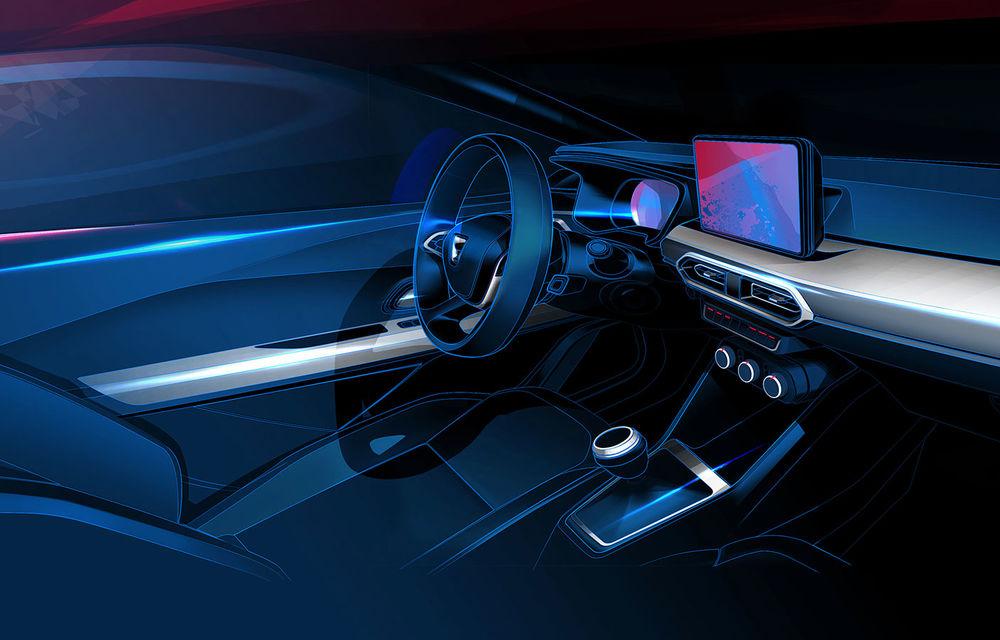 Noile Dacia Logan, Sandero și Sandero Stepway: design modern, interior îmbunătățit, cutie automată CVT și fără motorizări diesel - Poza 41