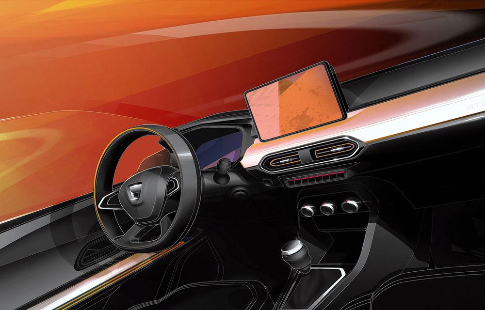 Noile Dacia Logan, Sandero și Sandero Stepway: design modern, interior îmbunătățit, cutie automată CVT și fără motorizări diesel - Poza 92