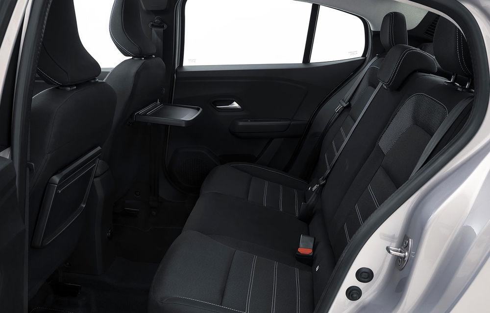 Noile Dacia Logan, Sandero și Sandero Stepway: design modern, interior îmbunătățit, cutie automată CVT și fără motorizări diesel - Poza 14