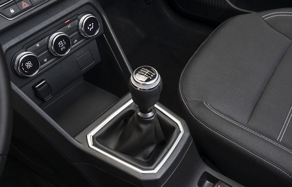 Noile Dacia Logan, Sandero și Sandero Stepway: design modern, interior îmbunătățit, cutie automată CVT și fără motorizări diesel - Poza 16