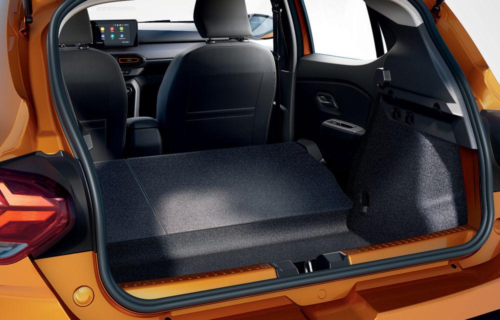 Noile Dacia Logan, Sandero și Sandero Stepway: design modern, interior îmbunătățit, cutie automată CVT și fără motorizări diesel - Poza 85