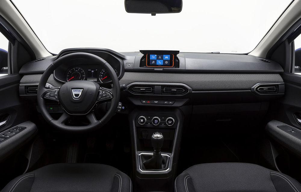 Noile Dacia Logan, Sandero și Sandero Stepway: design modern, interior îmbunătățit, cutie automată CVT și fără motorizări diesel - Poza 44