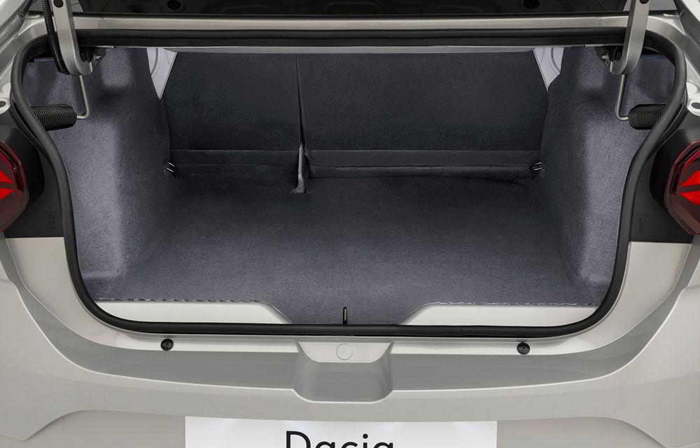 Noile Dacia Logan, Sandero și Sandero Stepway: design modern, interior îmbunătățit, cutie automată CVT și fără motorizări diesel - Poza 12
