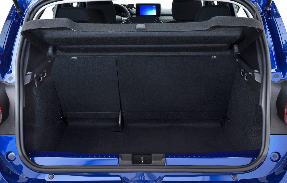Noile Dacia Logan, Sandero și Sandero Stepway: design modern, interior îmbunătățit, cutie automată CVT și fără motorizări diesel - Poza 37