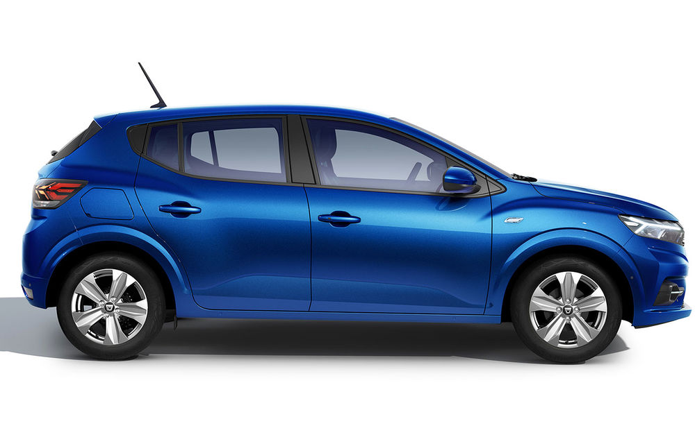 Noile Dacia Logan, Sandero și Sandero Stepway: design modern, interior îmbunătățit, cutie automată CVT și fără motorizări diesel - Poza 29
