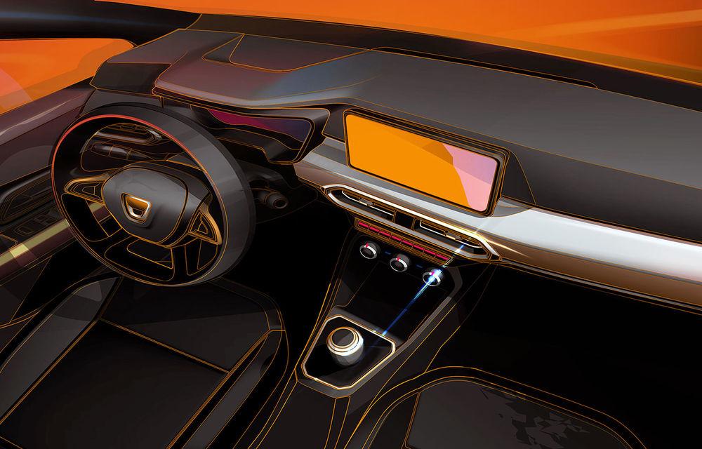 Noile Dacia Logan, Sandero și Sandero Stepway: design modern, interior îmbunătățit, cutie automată CVT și fără motorizări diesel - Poza 93