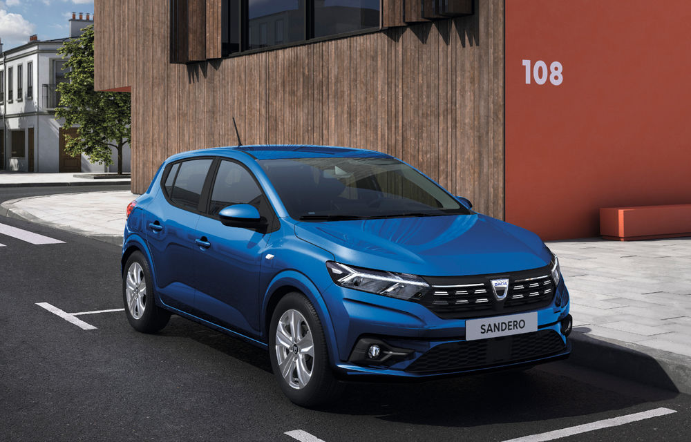 Noile Dacia Logan, Sandero și Sandero Stepway: design modern, interior îmbunătățit, cutie automată CVT și fără motorizări diesel - Poza 107