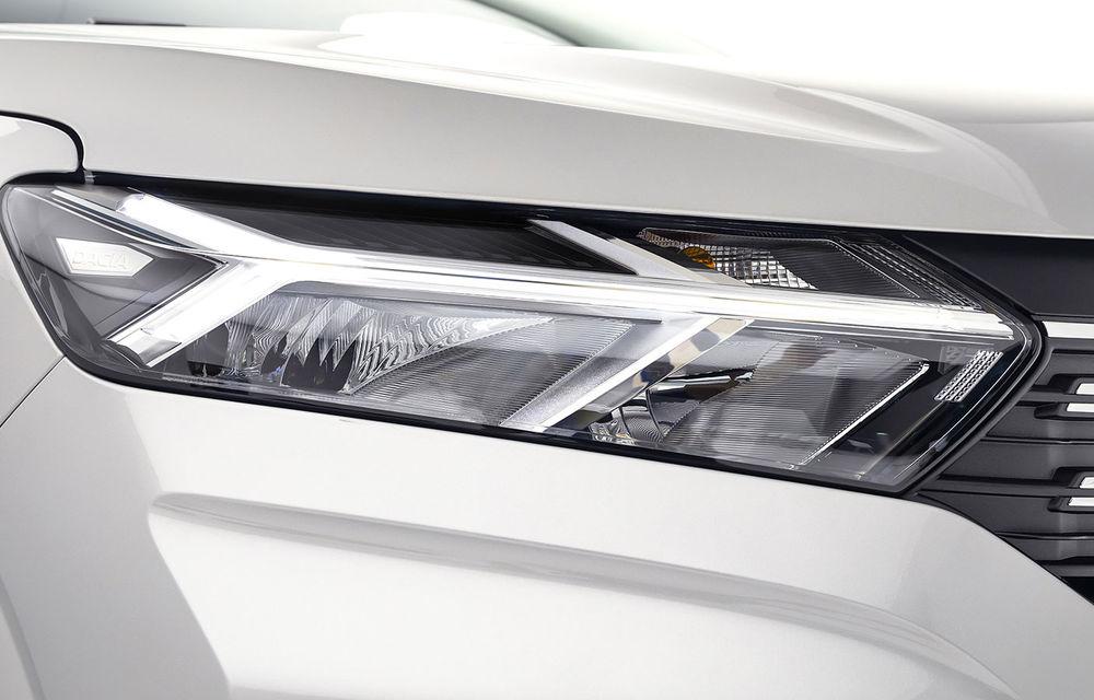 Noile Dacia Logan, Sandero și Sandero Stepway: design modern, interior îmbunătățit, cutie automată CVT și fără motorizări diesel - Poza 10