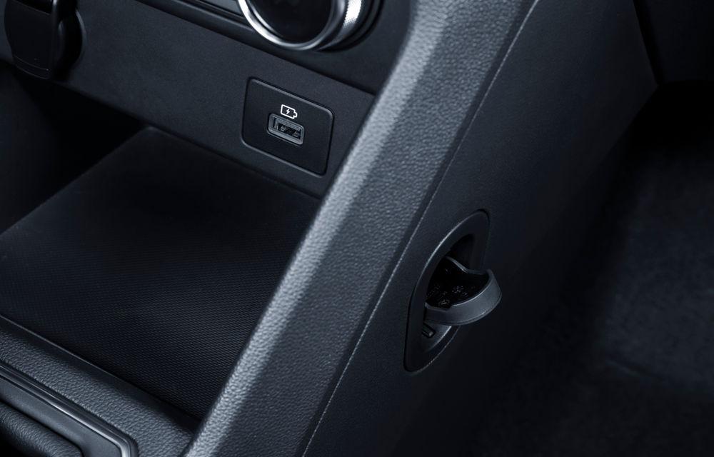 Noile Dacia Logan, Sandero și Sandero Stepway: design modern, interior îmbunătățit, cutie automată CVT și fără motorizări diesel - Poza 113