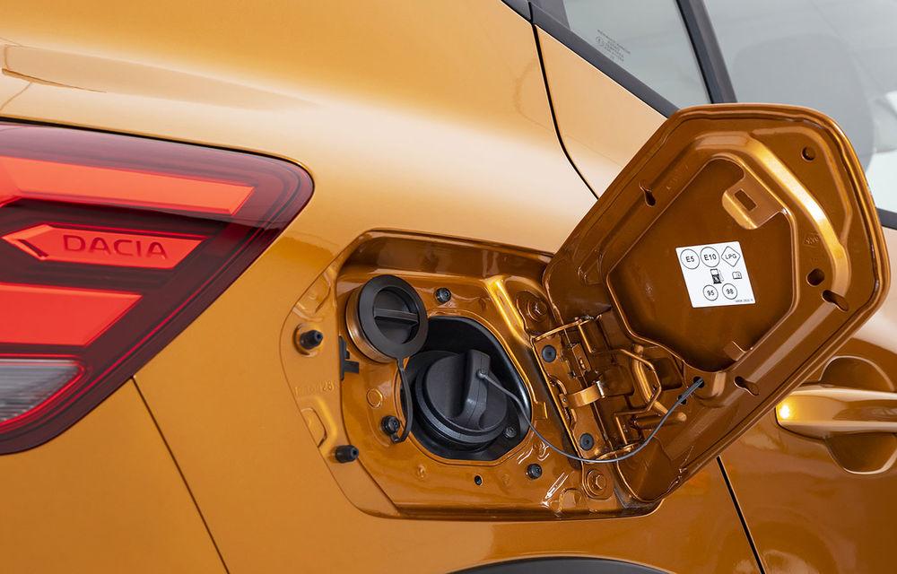 Noile Dacia Logan, Sandero și Sandero Stepway: design modern, interior îmbunătățit, cutie automată CVT și fără motorizări diesel - Poza 83
